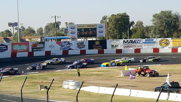 KT Racing - Madera Speedway