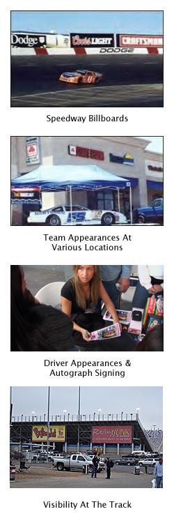 KT Racing - Marketing