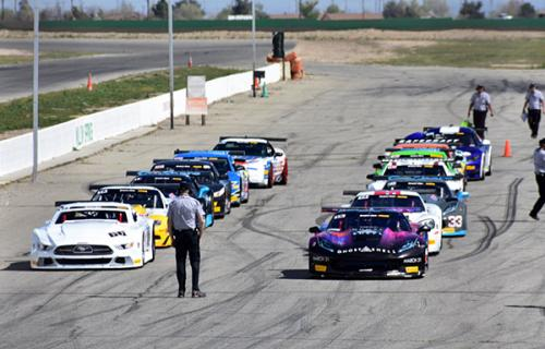 KT Racing - Trans Am Start