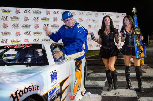 KT Racing - Racin Vernon Wins